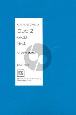 Duo op.33 no.2 für 2 Violinen