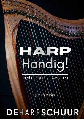 Jamin HarpHandig! -  Een Nederlandse Methode voor Volwassenen