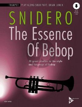 The Essence Of Bebop for Trumpet