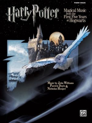 Harry Potter Magical Music 1-5 Piano Solo (from the First Five Years at Hogwarts)