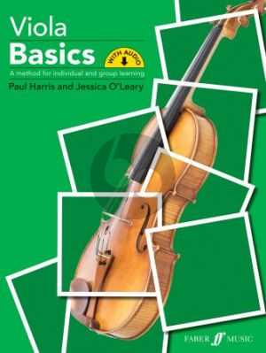 Viola Basics (A Method for Individual and Group learning) (Book with Audio online)