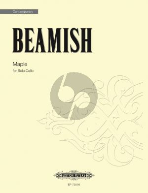 Beamish Maple for Cello solo