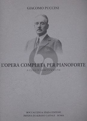 L' Opera per pianoforte