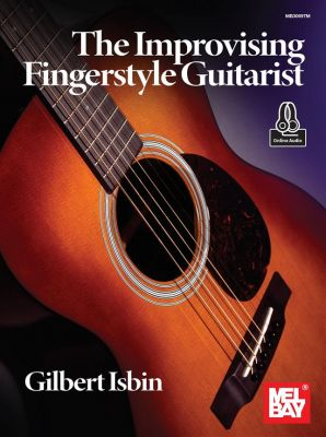 Isbin The Improvising Fingerstyle Guitarist (Book with Audio online)