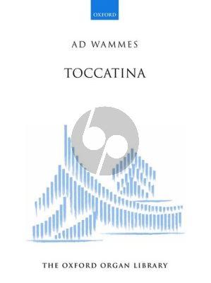 Wammes Toccatina for Organ