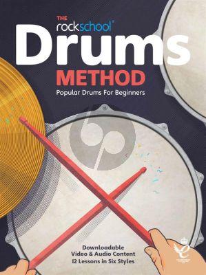The Rockschool Drums Method (Book with Audio online)