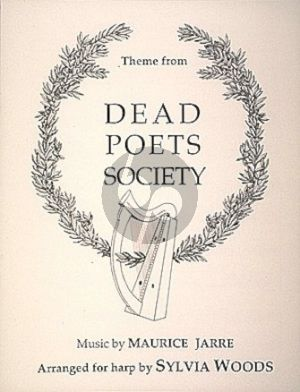 Jarre Theme from Dead Poets Society for Harp (arr. Sylvia Woods)