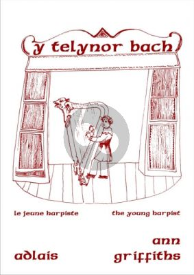 Griffiths Y Telynor Bach - The Young Harpist (Harp in Eb)