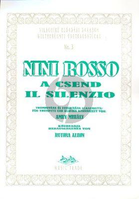 Rosso Il silenzio für Trompete (B/C) und Klavier (arr. Amey Mihaly)