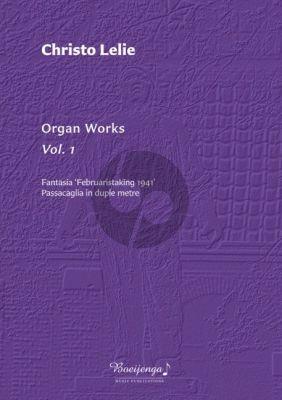 Lelie Organ Works Vol.1 Organ