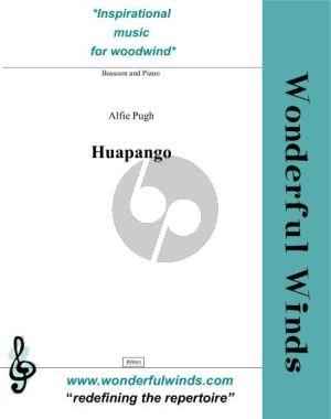 Pugh Huapango for Bassoon and Piano (grading 1 to 3)
