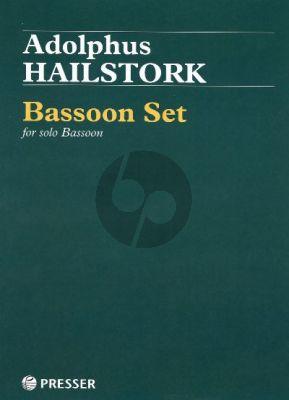 Hailstork Bassoon Set Bassoon solo