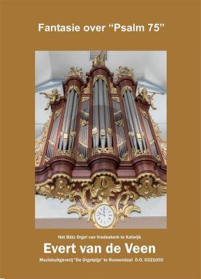 Veen Fantasie over Psalm 75 voor Orgel