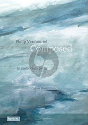 Vermoortel In Memoriam Patris Cello en Piano