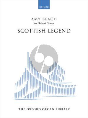 Sousa Scottish Legend for Organ (arr. Robert Gower)