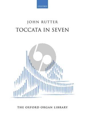 Rutter Toccata in Seven for Organ