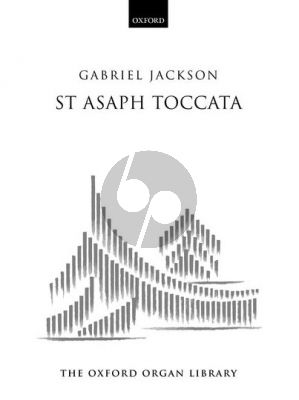 Jackson St Asaph Toccata for Organ