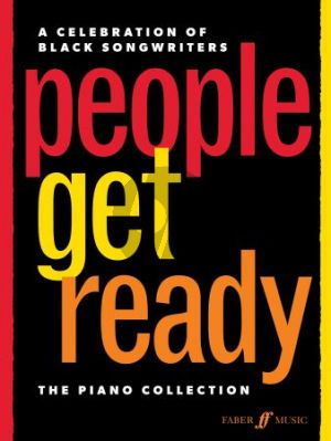 People Get Ready: The Piano Collection Piano solo