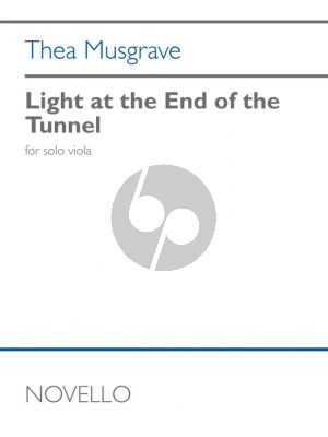 Musgrave Light at the End of the Tunnel Viola solo