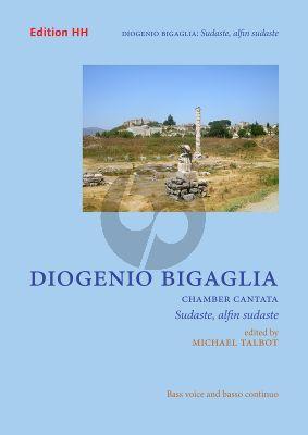 Bigaglia Sudaste, alfin sudaste Bass Voice and Bc (edited by Michael Talbot)