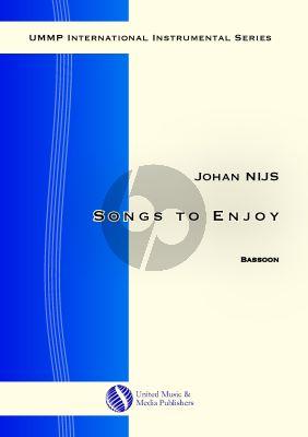 Nijs Songs to Enjoy for Bassoon solo