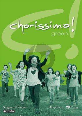 Chorissimo! Green Chorbuch Chorleiterband