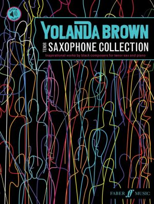 YolanDa Brown's Tenor Saxophone Collection (Inspirational works by black composers) (Book with Audio online)