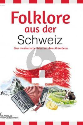 Folklore aus der Schweiz Akkordeon (Christien Krähemann-Widmer)