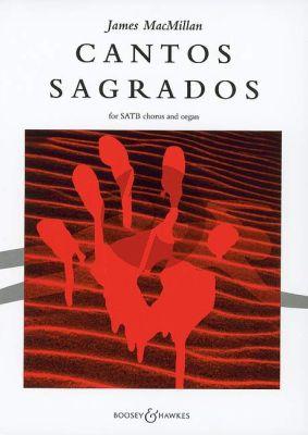 MacMillan Cantos Sagrados SATB-Organ