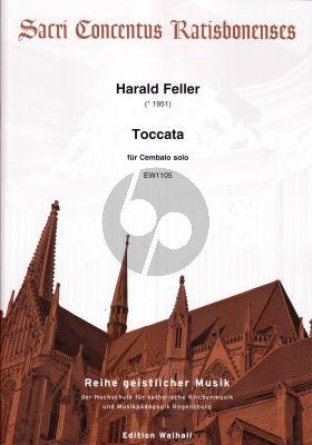 Feller Toccata for Cembalo Solo