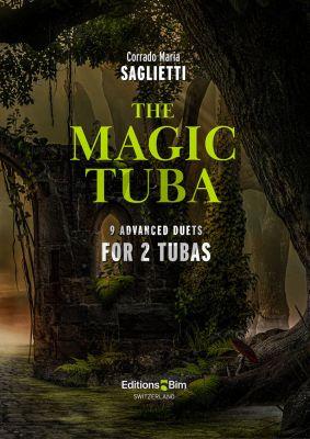 Saglietti The Magic Tuba - 9 Duets for 2 Tubas