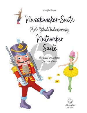 Tchaikovsky Nutcracker Suite for two Flutes (arr. Jennifer Seubel)