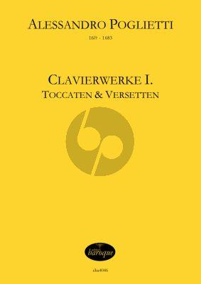 Poglietti Clavierwerke Band 1 - Toccaten und Versetten für Klavier (Jörg Jacobi)