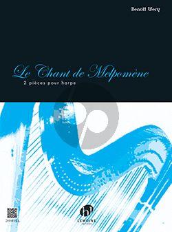Wery Le Chant de Melpomène pour Harpe