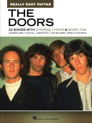 The Doors – Really Easy Guitar Series (22 Songs with Chords, Lyrics & Basic Tab)