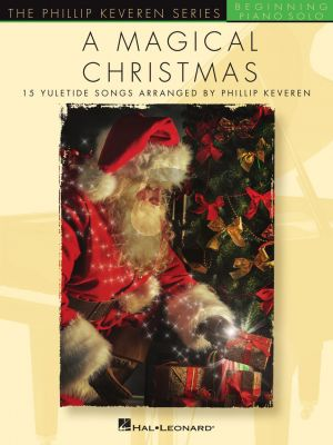 A Magical Christma Piano solo (arr. Phillip Keveren)
