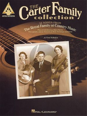 The Carter Family Collection Guitar (tab) (Fred Sokolow)