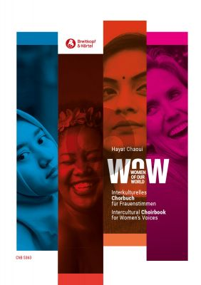 Women of Our World 2 or 3 Part Women's Voices