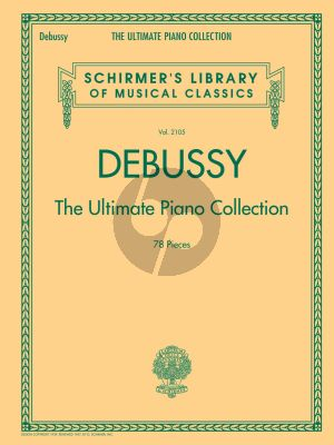 Debussy The Ultimate Piano Collection
