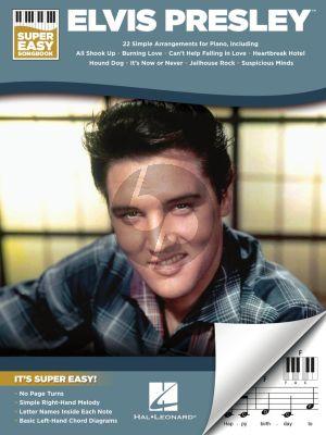 Elvis Presley – Super Easy Piano