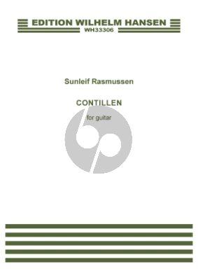 Rasmussen Contillen Guitar solo