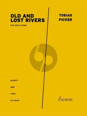Picker Old and Lost Rivers Piano solo