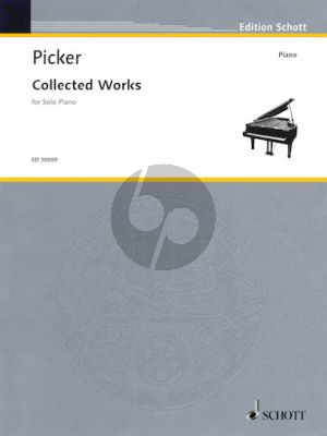Picker Collected Works for Piano solo