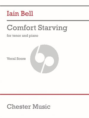 Bell Comfort Starving Tenor Voice and Piano
