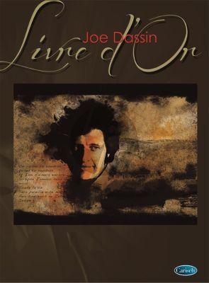 Dassin Joe Dassin Livre d'Or Piano/Vocal/Guitar