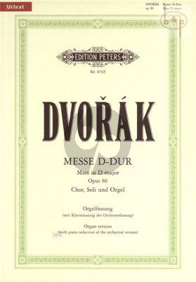 Messe D-dur Op.86