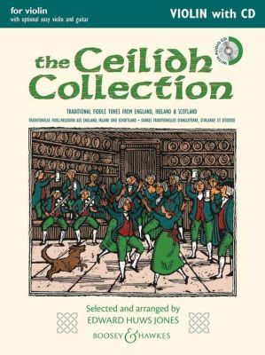 The Ceilidh Collection Violin Solopart with CD
