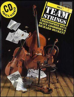 Team Strings Viola