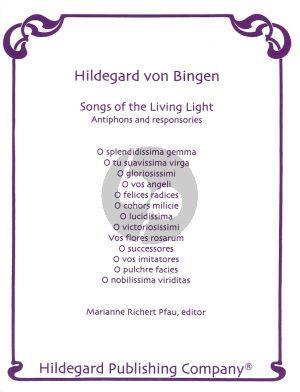 Hildegard von Bingen Songs of the Living Light (Unisono)