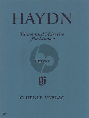 Haydn Tanze und Marsche (Henle-Urtext)